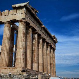 Akropol, Partenon, Ateny