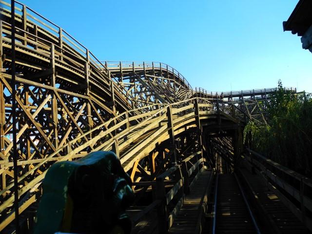 rollercoaster budapeszt