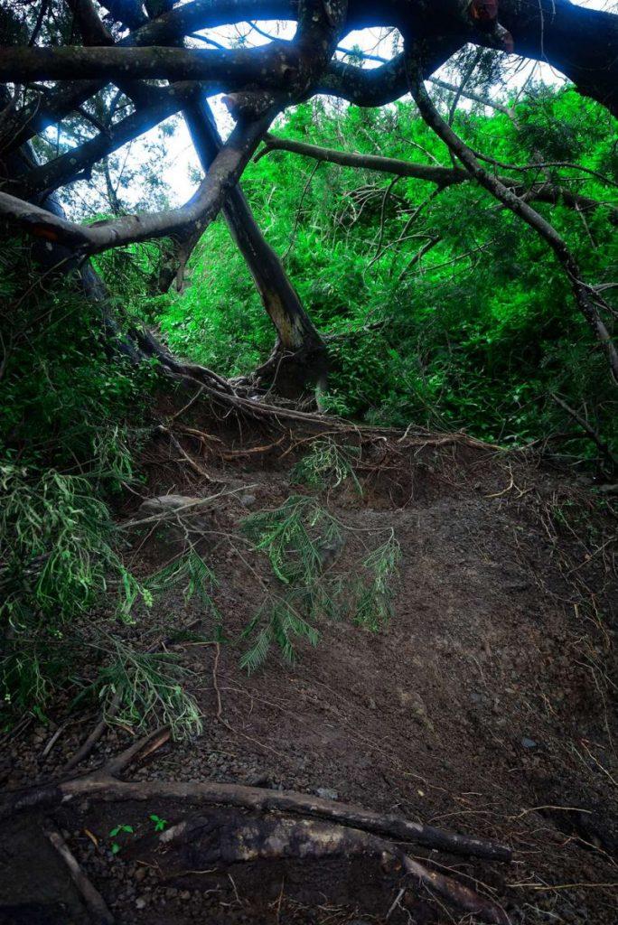 trekking na merapi jak wygląda szlak