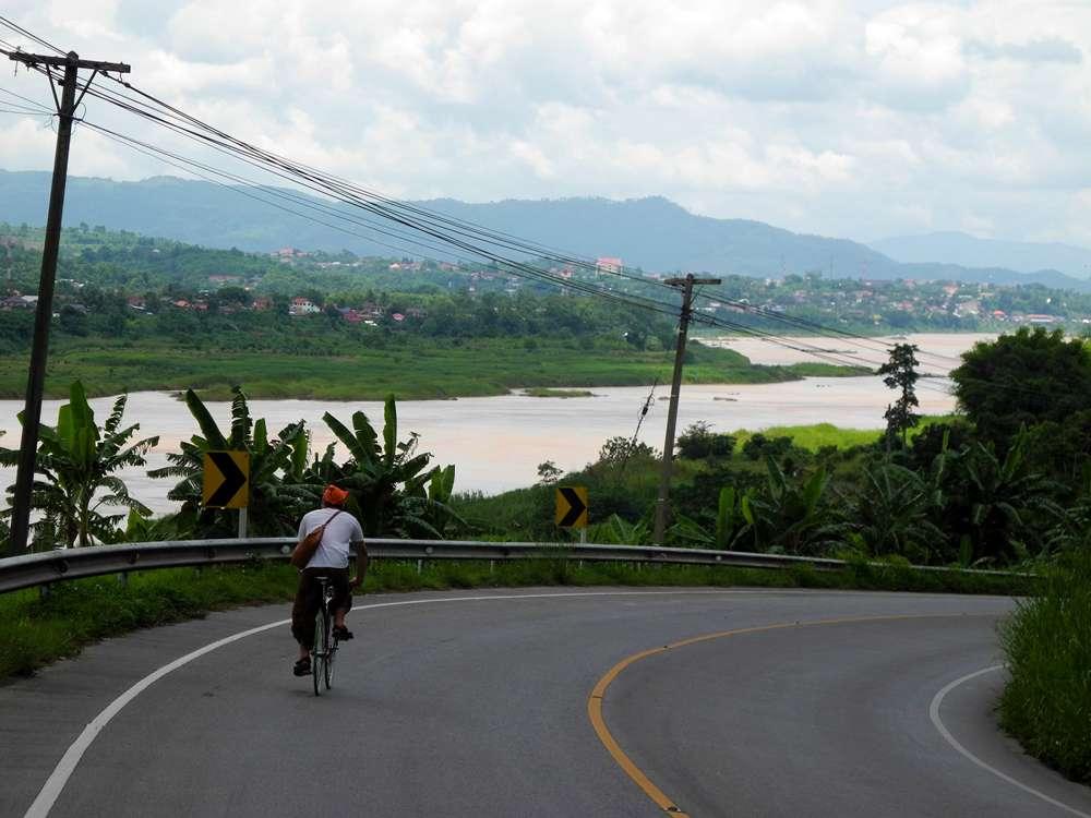tajlandia drogi jazda na rowerze w tajlandii rowerem wokol mekongu