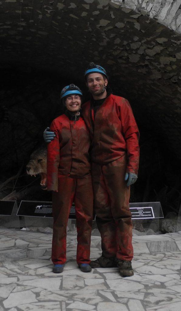 jaskinia niedzwiedzia trasa ekstremalna wrażenia