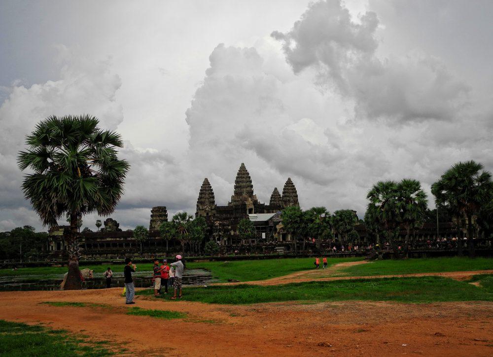 kambodża ankor wat