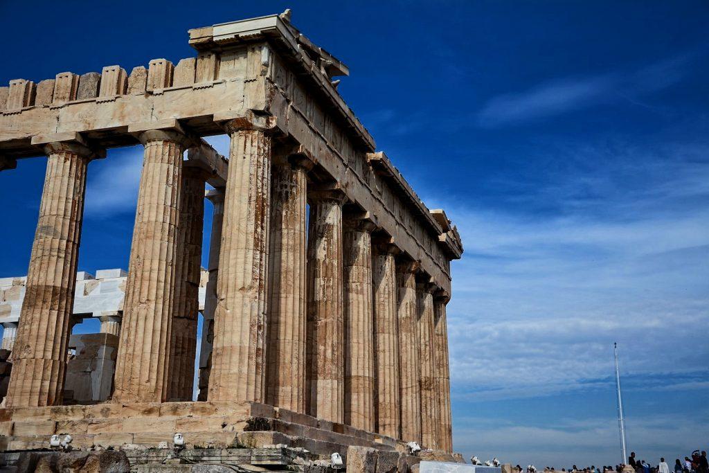 ateny akropol partenon