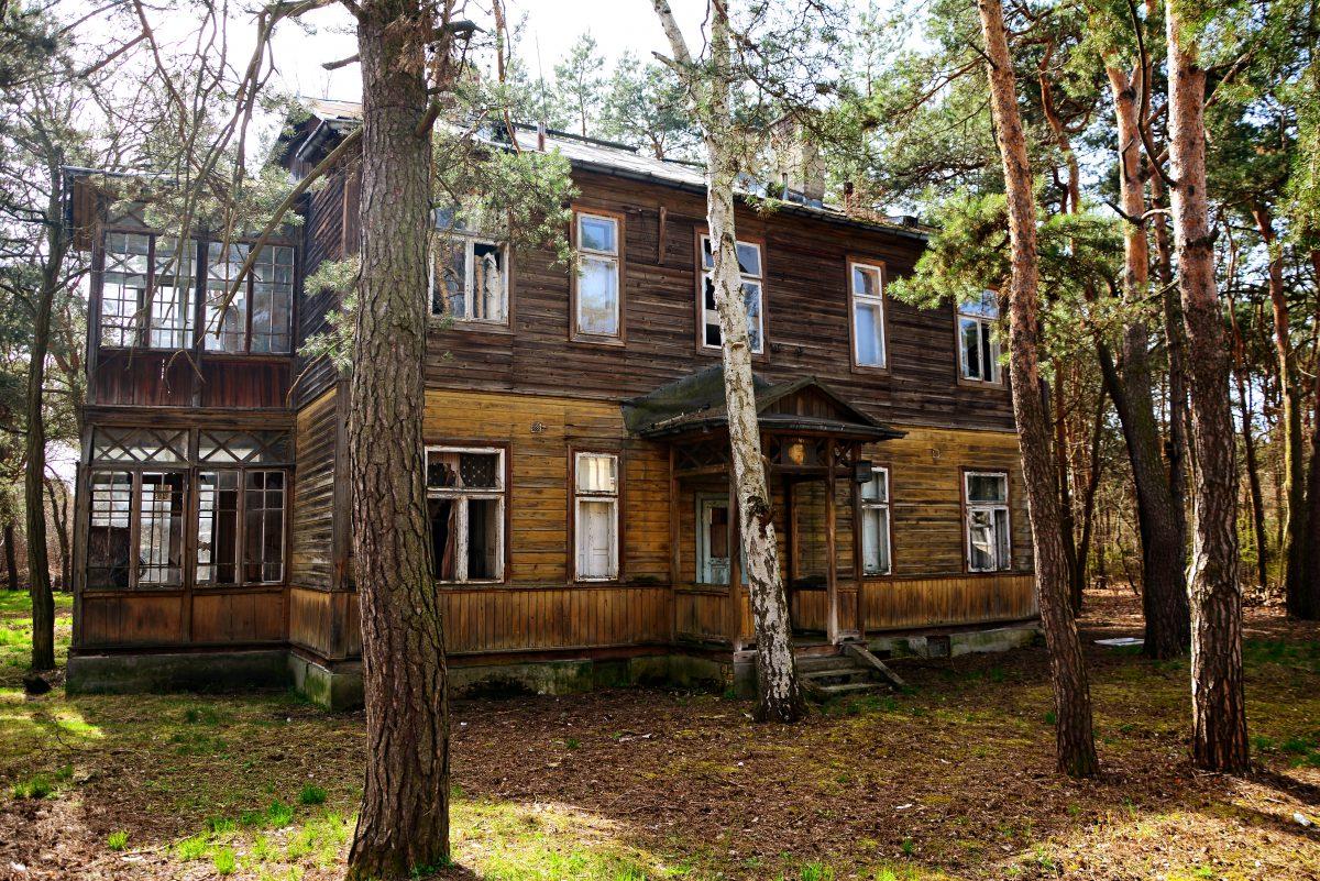 swidermajer drewniane domy jozefow otwock