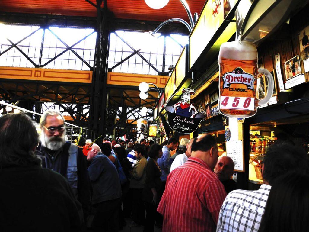 central market budapeszt jedzenie bary