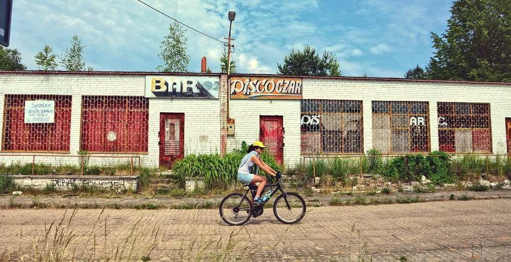 rowerem po podlasiu green velo discoczar
