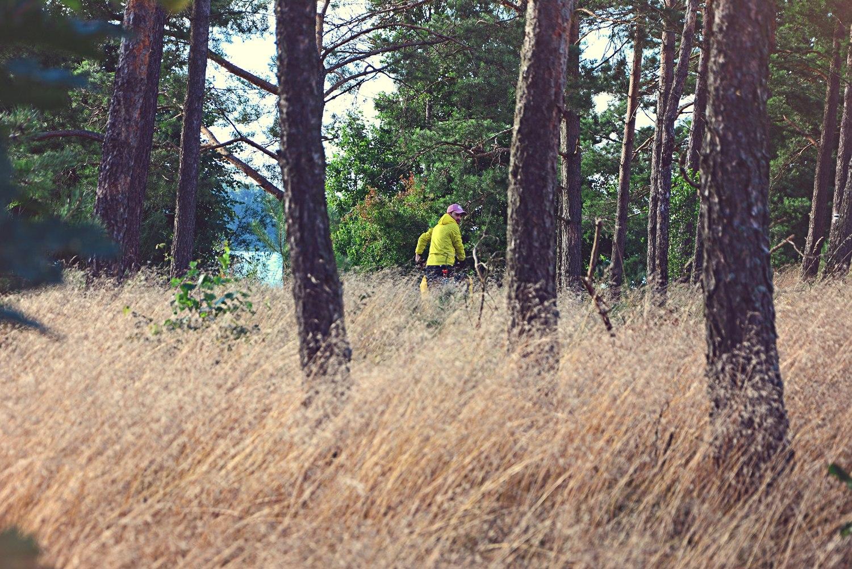 kaszuby wycieczka rowerowa jezioro wdzydzkie