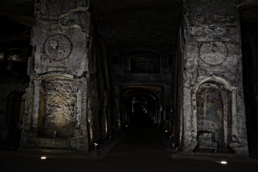 Neapol katakumby
