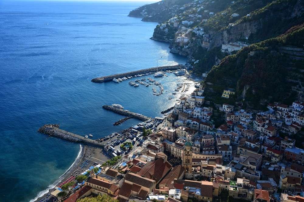 amalfi okolice neapolu