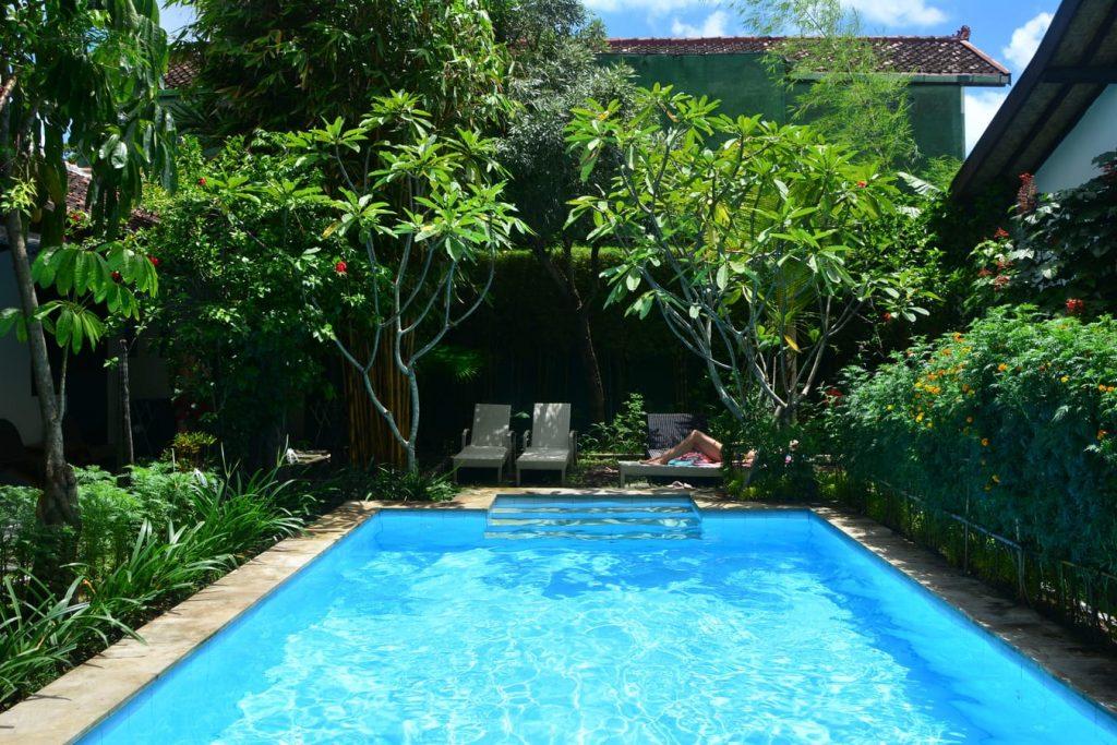 pondok ijo guesthouse yogyakarta basen indonezja wakacje
