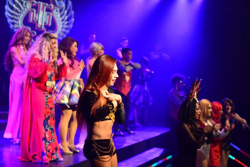 kabaret ramintena yogyakarta ladyboye spiewaja piosenki gwiazd