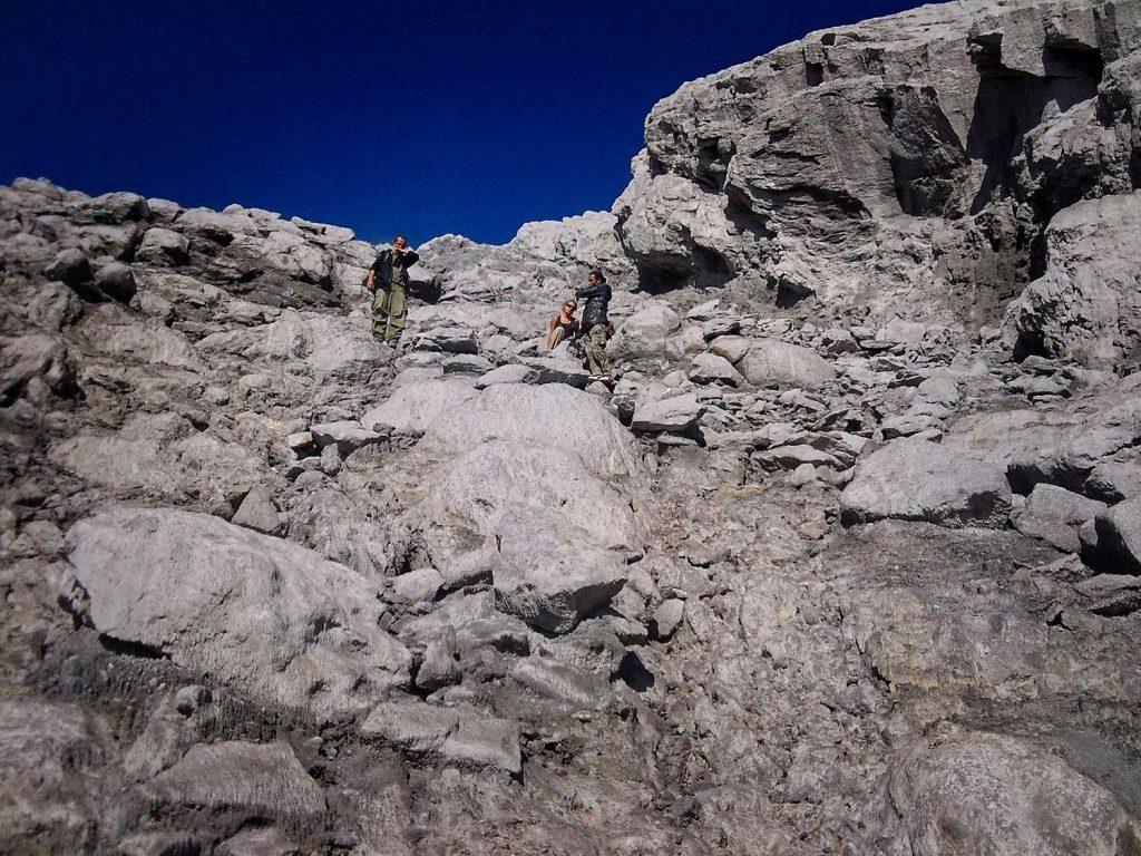 merapi trekking bez przewodnika