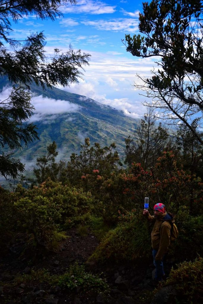 Merapi trekking