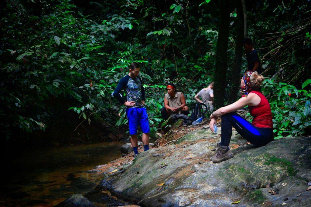 jak sie ubrac na trekking w dzungli trekking z orangutanami