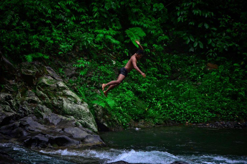 Bukit lawang jungle boys