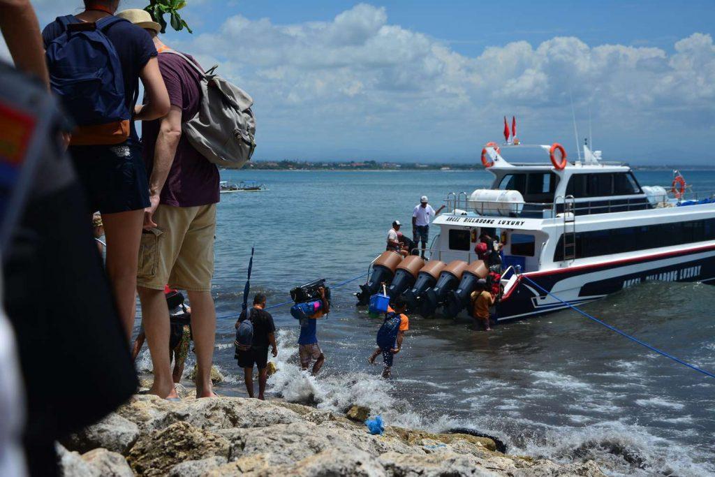 jak się dostać na nusa penida speed boat z sanur
