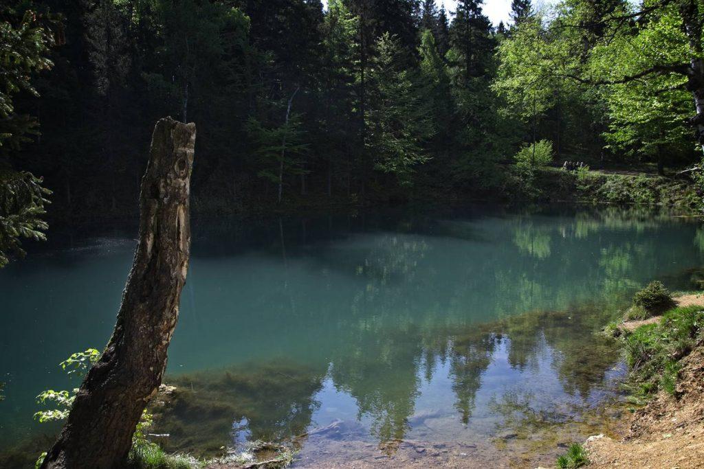 co zobaczyć na dolnym śląsku kolorowe jeziorka rudawy janowickie dolny slask
