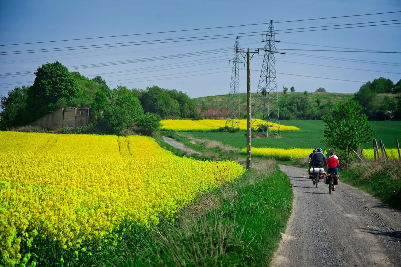 rowerem po dolnym śląsku