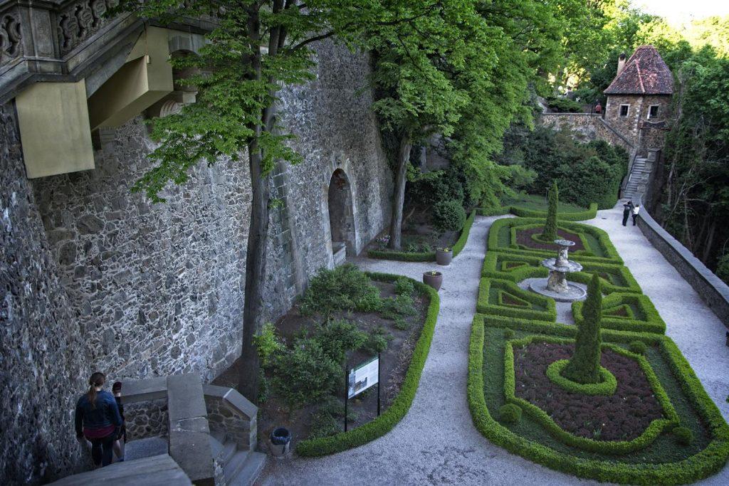 Ogrody zamku