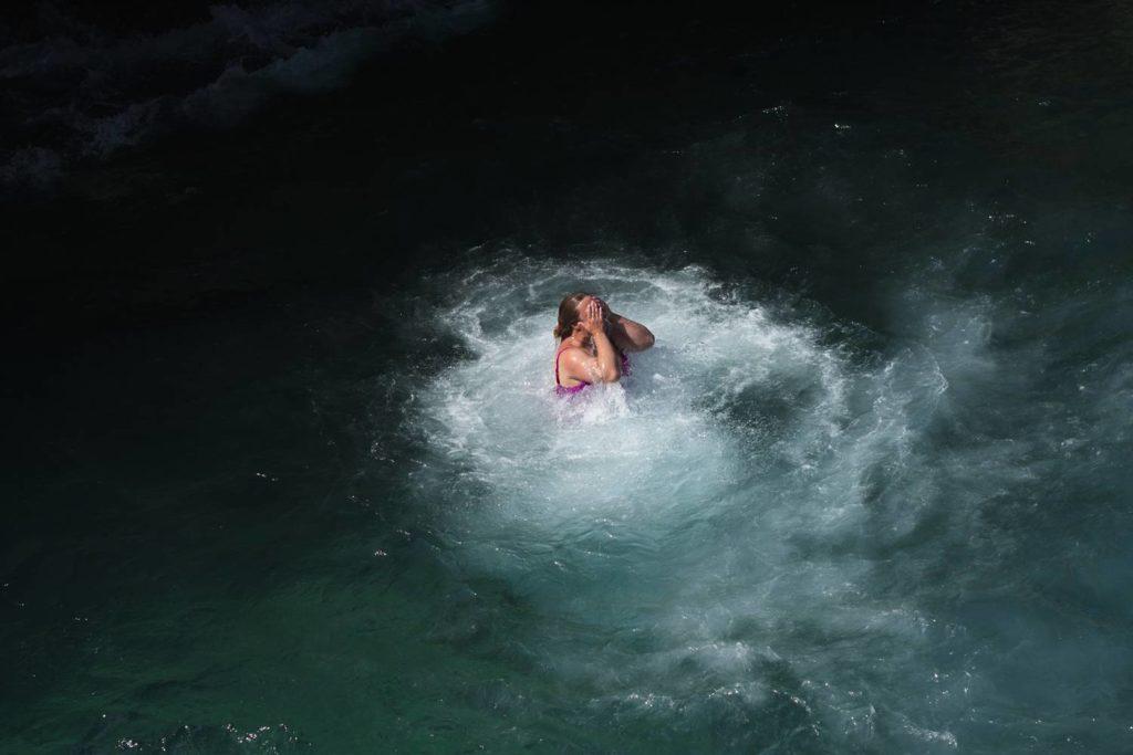 malta skoki do wody z klifów wakacje na malcie