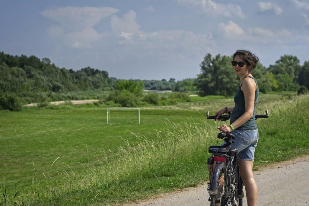 dolina wisly rower kozienice wisla rowerem wzdluz wisly dolina srodkowej wisly kepeczki