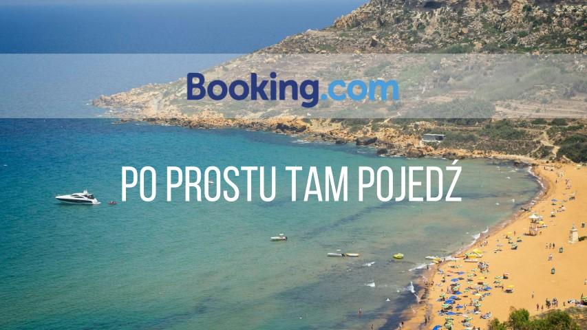 malta noclegi booking.com wakacje na malcie