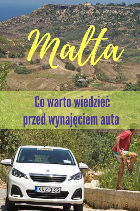 wypożyczanie samochodu malta autobus czy samochod transport publiczny na malcie