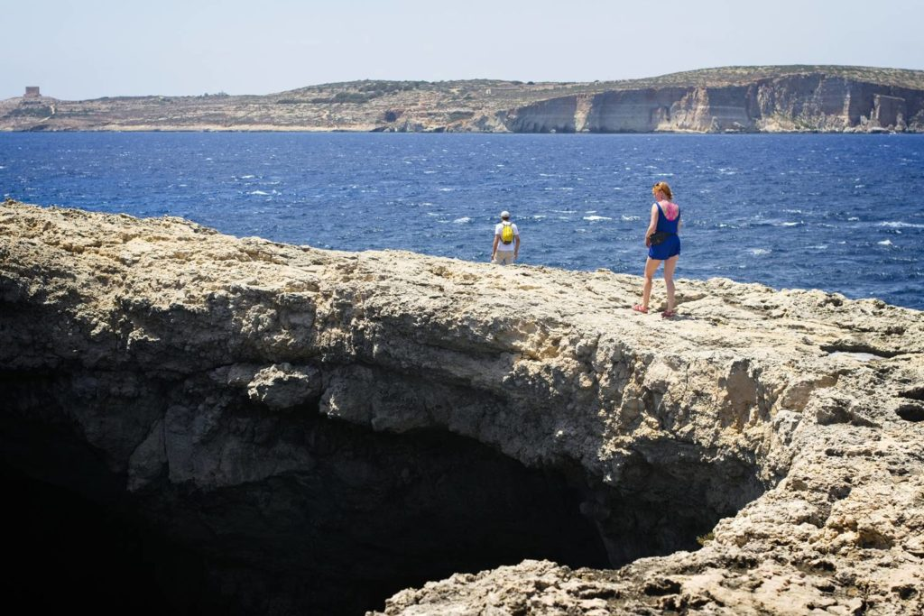 coral lagoon malta off the beaten track