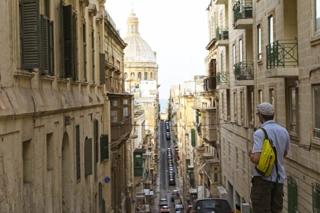 valletta parkowanie parkowanie na malcie malta autobus czy samochod transport na malcie