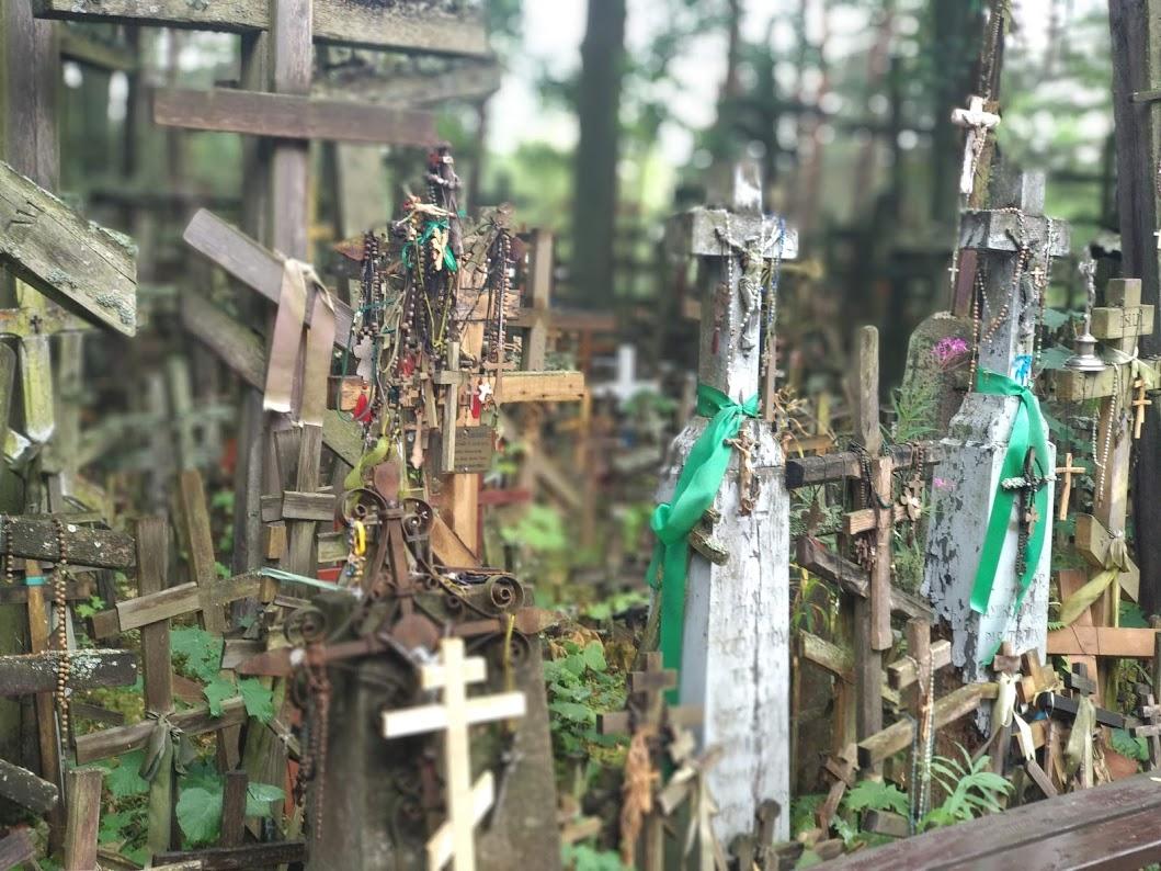 krzyze w grabarce klasztor podlasie znane koscioly na podlasiu