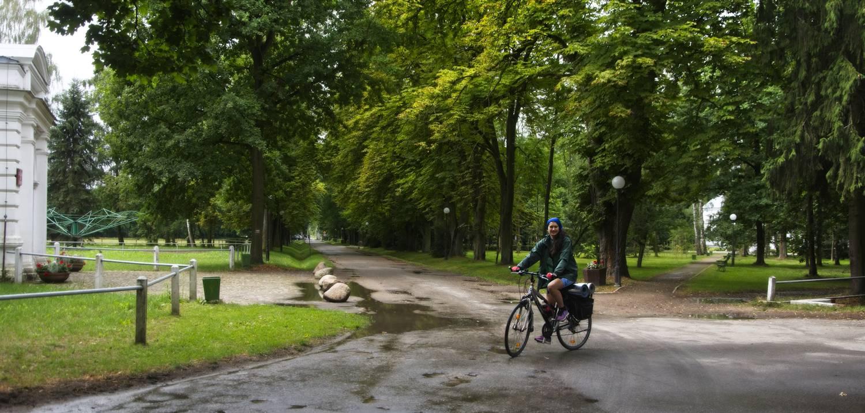 rowerem nad bug wyjazd rowerowy nad bug co zobaczyć nad bugiem stadnina koni janow podlaski