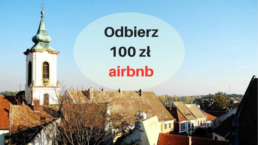 znizka na airbnb 100 zl link do rejestracji