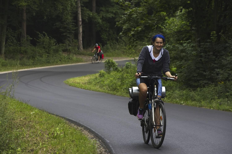 trasa rowerowa iława szymbark jak dojechac rowerem do szymbarku wycieczka rowerowa wokół iławy