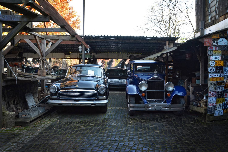 muzeum samochodow w otrębusach fajne miejsca w okolicach warszawy gdzie na rower w okolicach warszawy