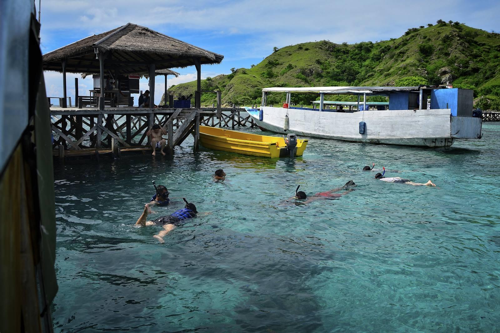 komodo snorkeling wycieczka na wyspę komodo wyspa komodo jak tam dojechac