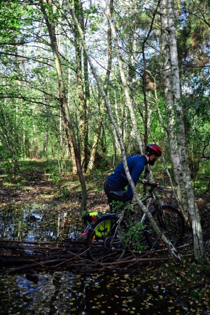 szlaki rowerowe wokol warszawy kampinos rowerem gdzie na rower w okolicy warszawy
