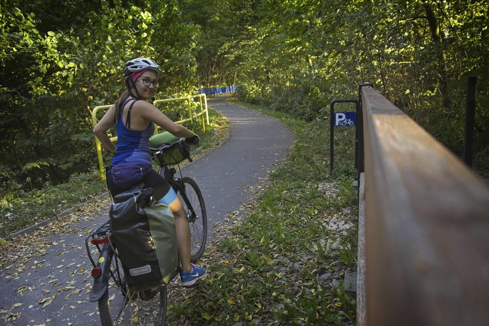 trasa rowerowa bydgoszcz koronowo trasy rowerowe wokol jeziora koronowskiego zalew koronowski rowerem
