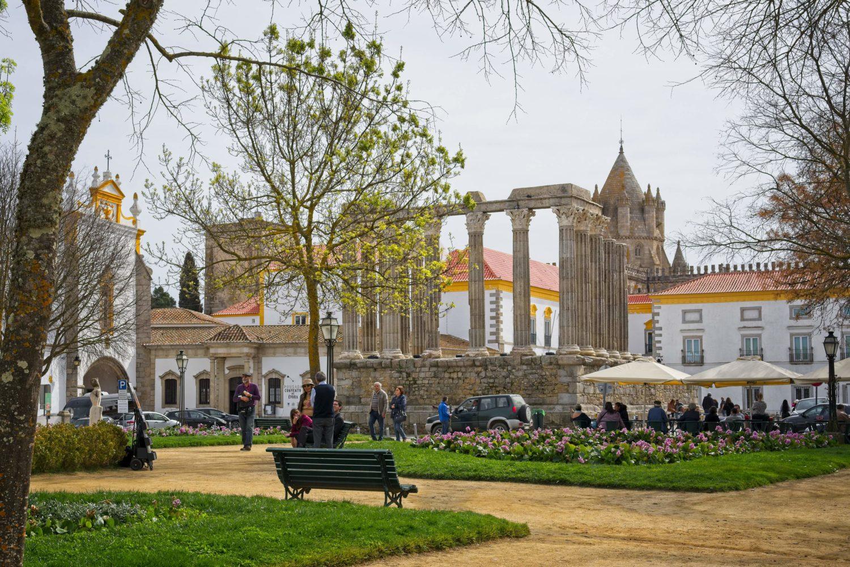 evora portugalia zabytki rzymskie w portugalii alentejo co zobaczyc w monsaraz ciekawe miejsca portuglia