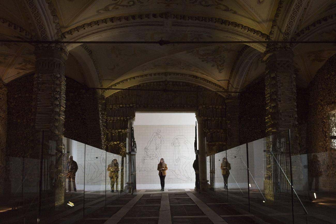 Kaplica czaszek w evorze ciekawe miejsca obok evory monsaraz co zobaczyc portugalia