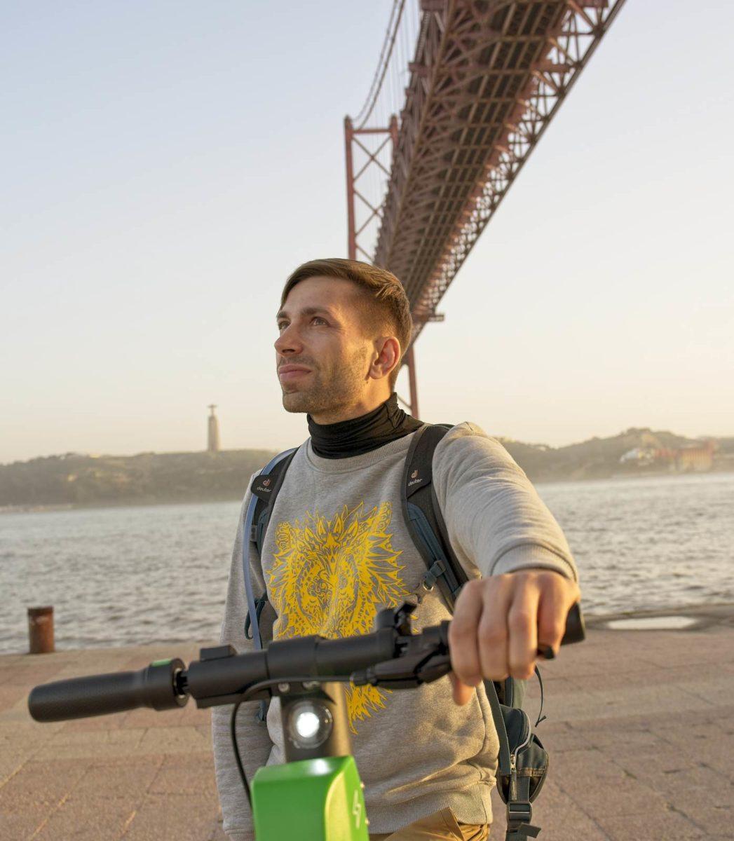 co zobaczyć w lizbonie bulwary nad tagiem most 25 kwietnia belem