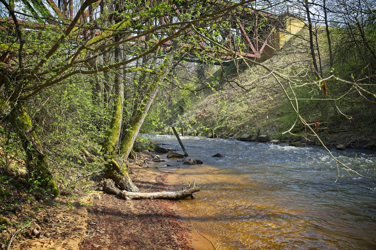 dzukijski park narodowy rzeka ula