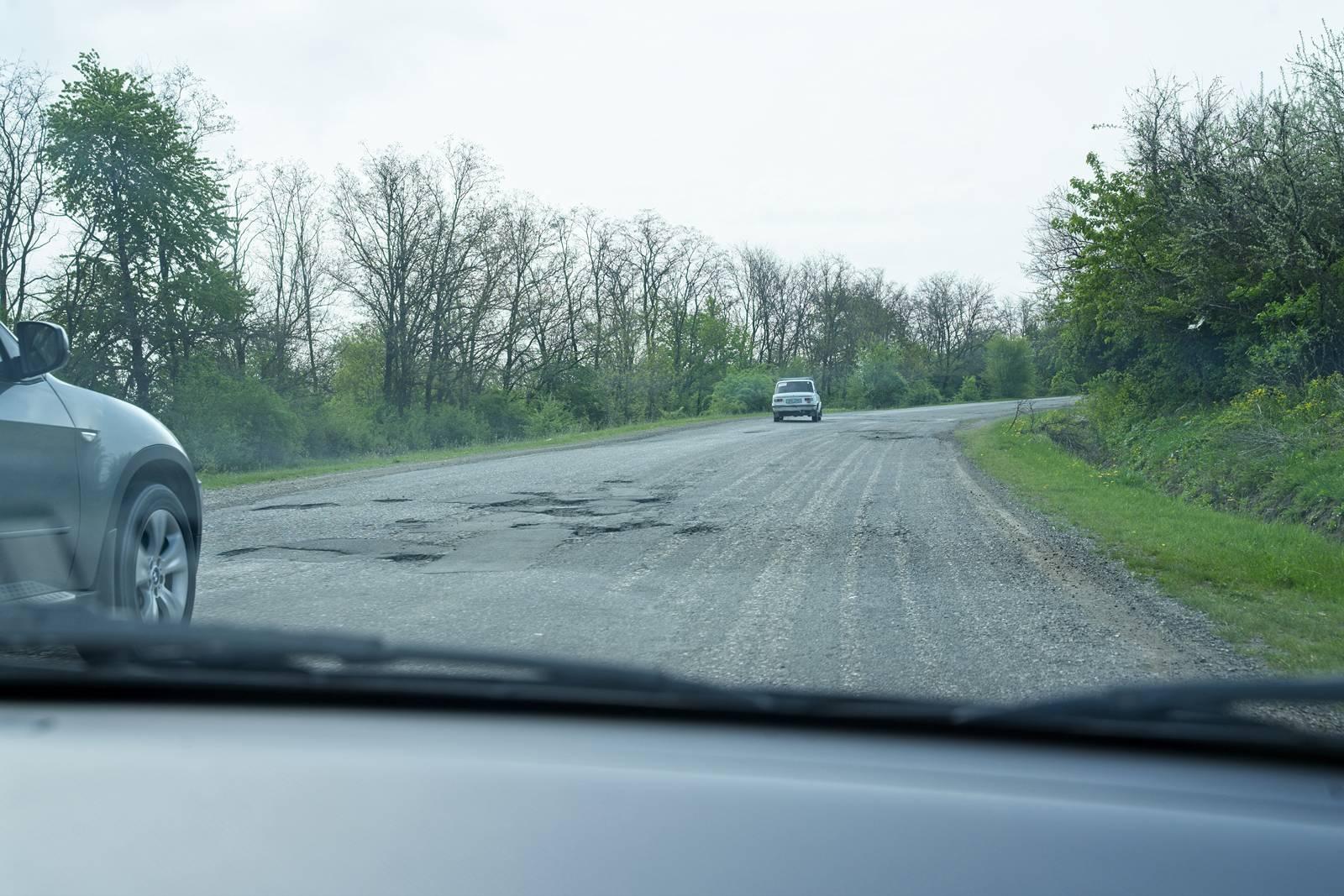 drogi ukrainy road trip europa wschodnia mołdawia samochodem