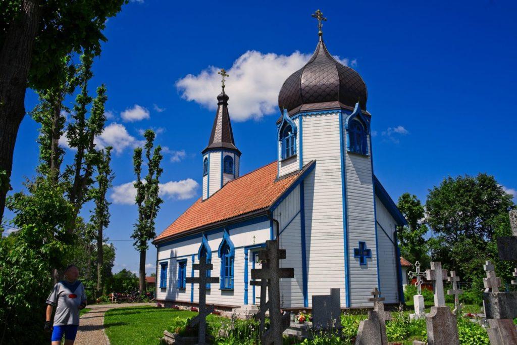 wojnowo cerkiew w wojnowie mazury male miejscowosci i letniska co zobaczyc na mazurach