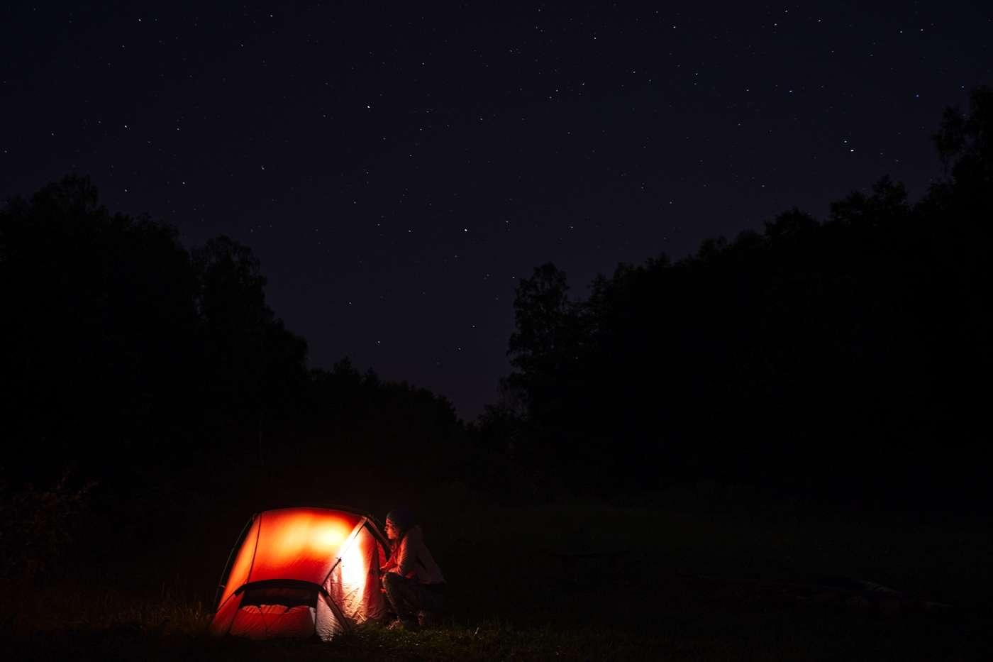 brąswałd brąswałdzka przystań kajakowa spanie na dziko olsztyn trasa kajakowa łyna