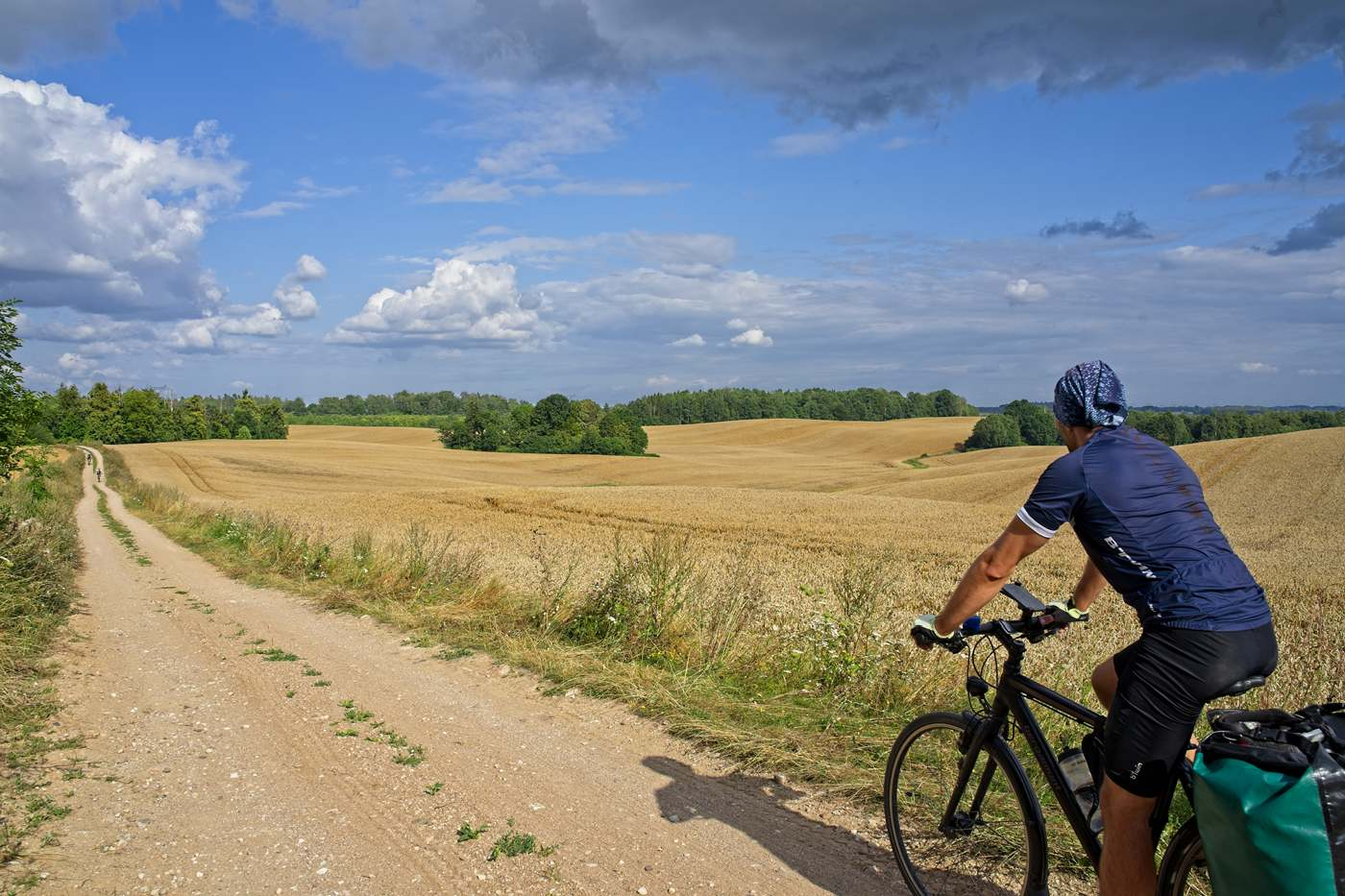 olsztyn ostroda trasa rowerowa warmia wyjazd rowerowy