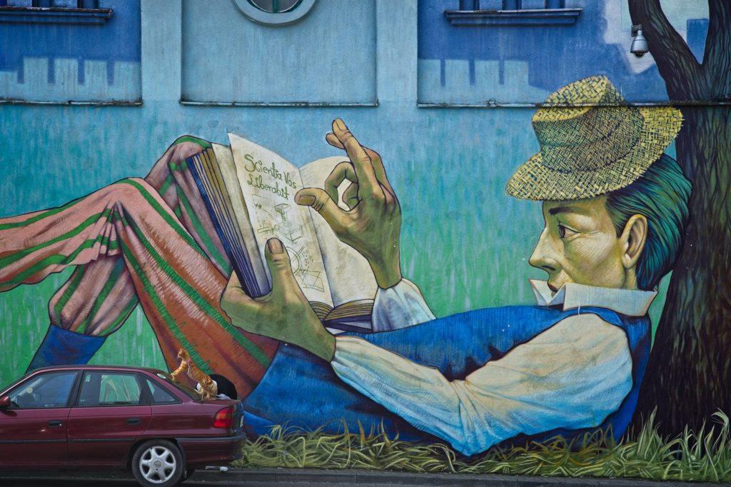 ksiazki na prezent łowicz mural