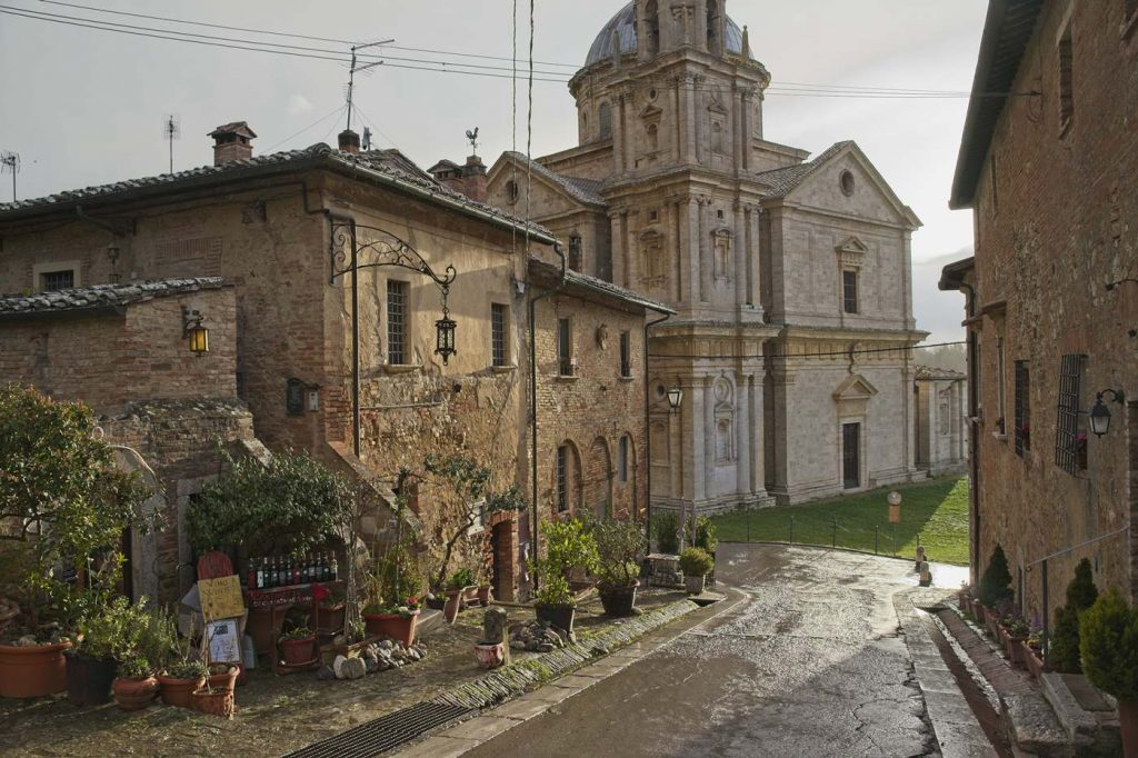 montepulciano toskania poza sezonem toskania w lutym czy warto