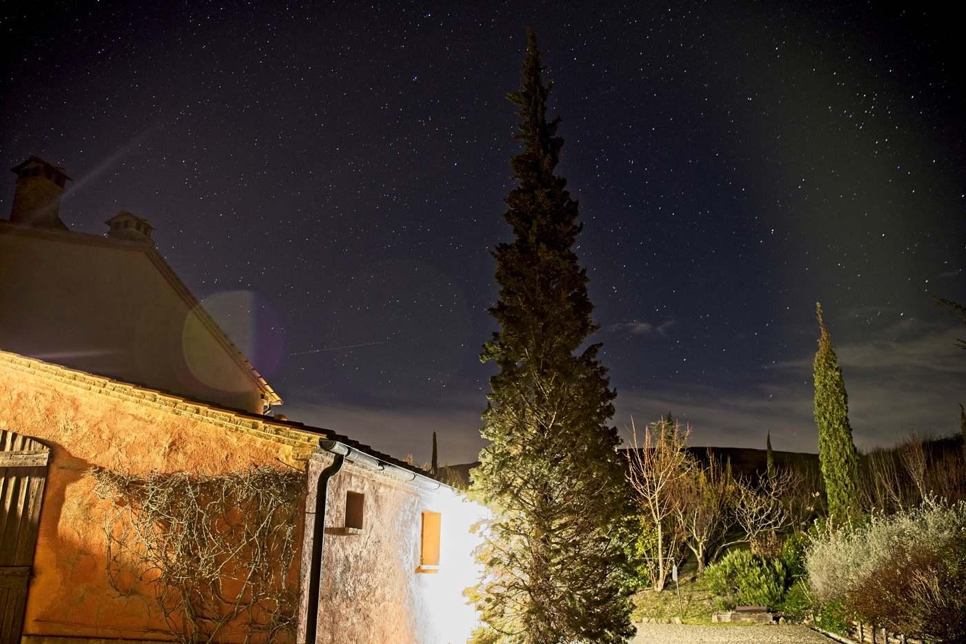 noc toskania fotografia nocna w toskanii wiosna