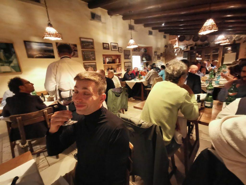 włoskie restauracje we wloszech gambero rosso gdzie jesc we wloszech