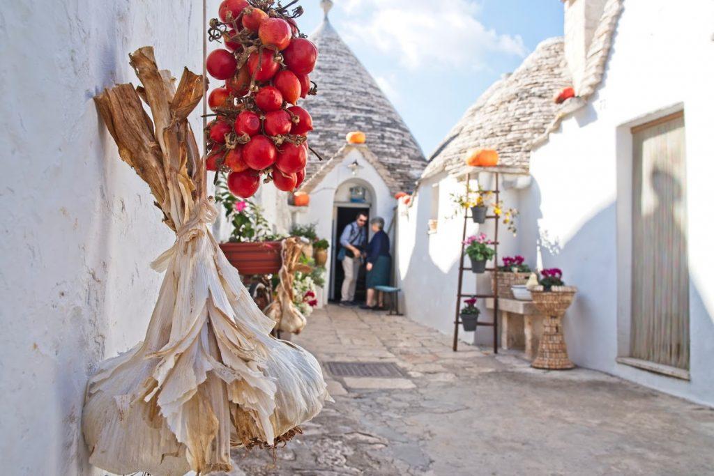 gambero rosso apulia gdzie zjesc restauracje wloskie we wloszech
